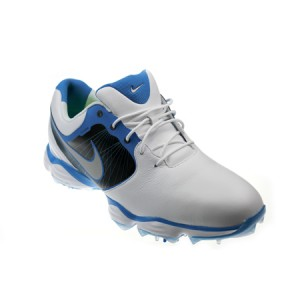 Nike Lunar II - WHT/SLV/ANT - Golf Shoes