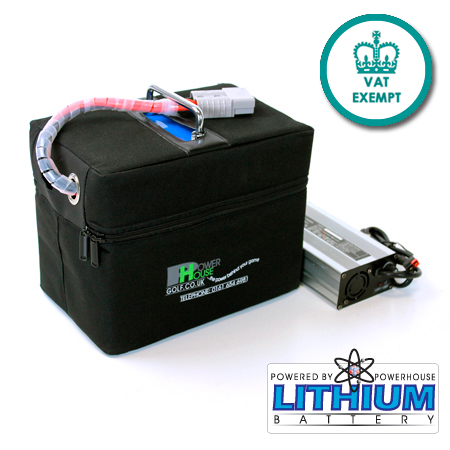 Introduction to Golf Trolley Batteries | Power House Golf